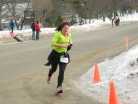 Frozen Foot Runner